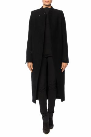 Single-vented coat od Rick Owens