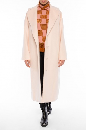 Single-vented coat od Lanvin