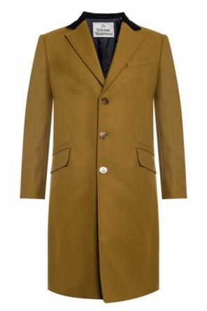 Single-vented wool coat od Vivienne Westwood