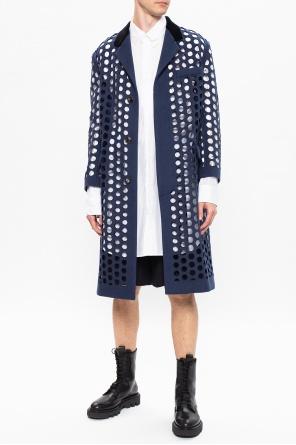 镂空饰大衣 od Maison Margiela