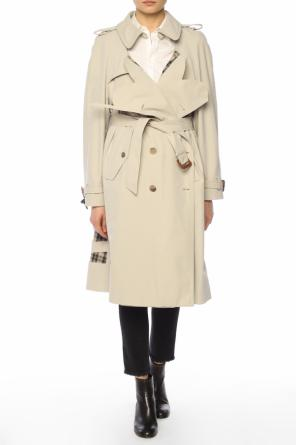 Double-breasted trench coat od Maison Margiela