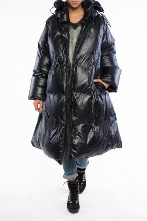 Oversize down coat od MM6 Maison Margiela