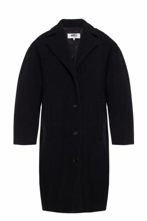 Coat with peak lapels od MM6 Maison Margiela