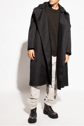 Wool coat od Maison Margiela