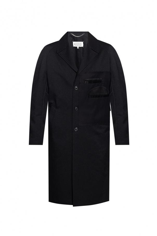 Maison Margiela Coat with peak lapels