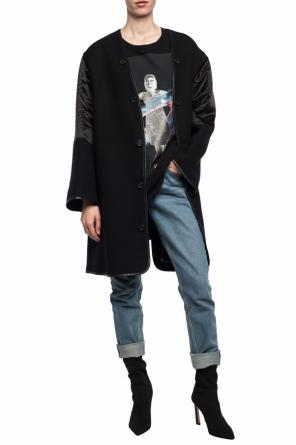 Single-vented coat od Maison Margiela