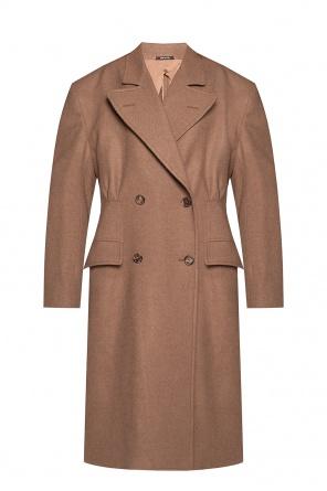 Coat with notched lapels od Maison Margiela