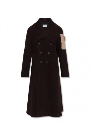 Double-breasted coat od Maison Margiela