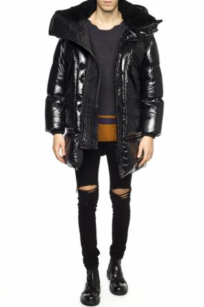 Quilted down jacket od Dsquared2