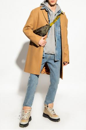 Wool coat od Dsquared2