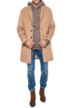 Single-breasted coat od Dsquared2
