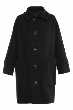 Coat with collar od Dsquared2