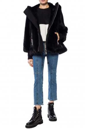Faux-fur jacket od Dsquared2