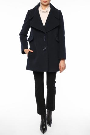 Cropped coat od See By Chloe
