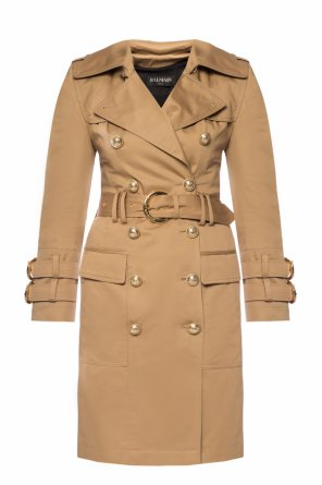 816967cab19 ... Trench coat with decorative buttons od Balmain quick-view AUTUMN/WINTER  2019