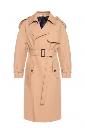 Trench coat with belt od Marni