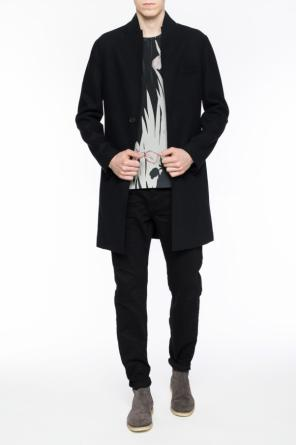 'teralta' long coat with pockets od AllSaints