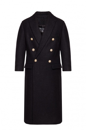 Wool coat od Balmain