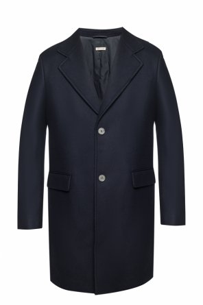 Notch lapel coat od Marni