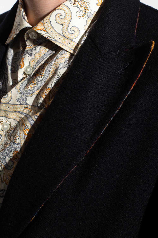 Etro Reversible coat