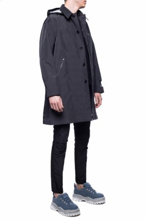 Printed coat od Undercover