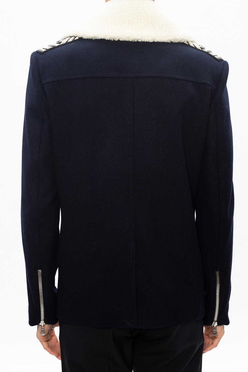 Balmain Wool jacket