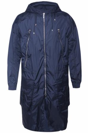 Raincoat with vest-lining od Emporio Armani