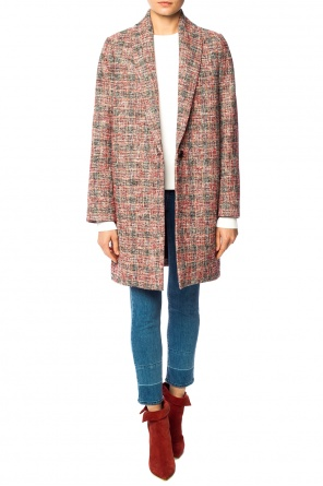 Checked coat od Paul Smith