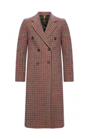 Coat with notch lapels od PS Paul Smith
