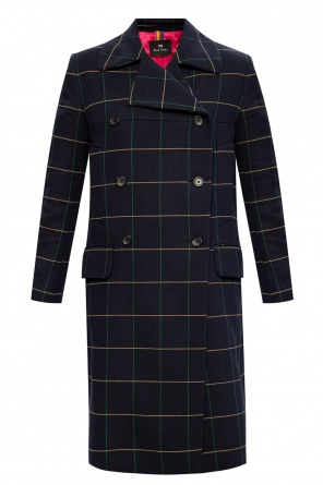 Double-breasted coat od PS Paul Smith