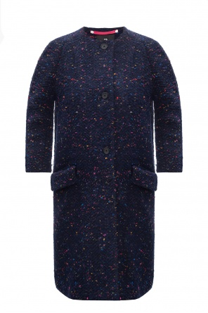 Patterned coat od PS Paul Smith