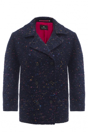 Blazer with notch lapels od PS Paul Smith