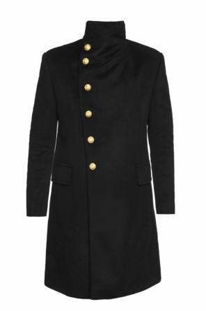 Detachable lining coat od Balmain