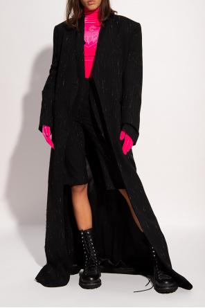 Ribbed coat od VETEMENTS
