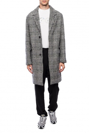 Checked coat od Zadig & Voltaire