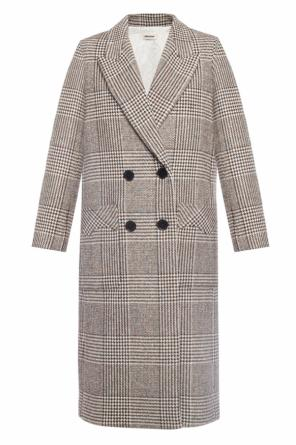 Coat with peak lapels od Zadig & Voltaire