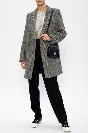 Coat with notched lapels od Zadig & Voltaire