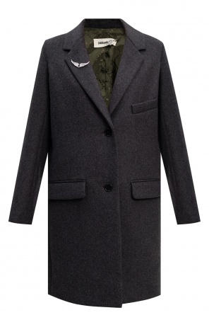 Coat with notch lapels od Zadig & Voltaire