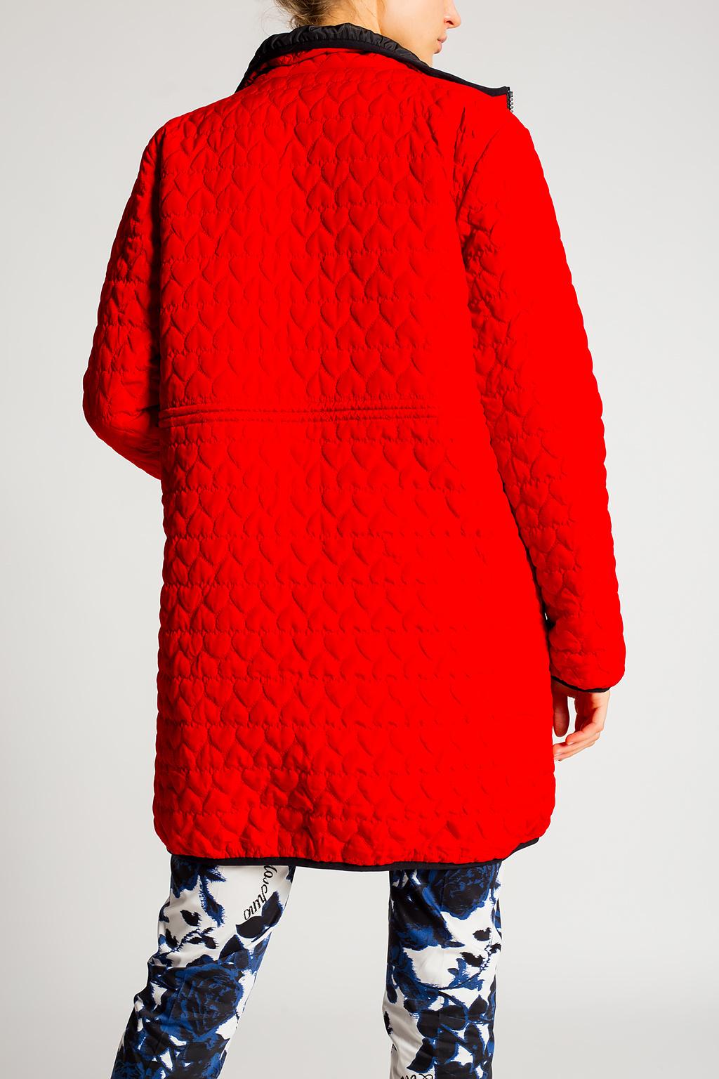 Love Moschino Reversible jacket