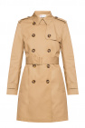 Red Valentino Double-breasted trench coat