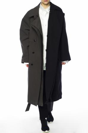 Reversible double-breasted  coat od Vetements