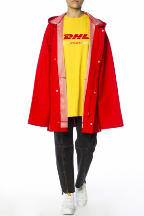Oversize rain coat od Vetements