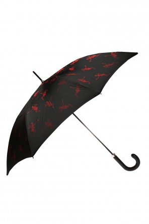 Patterned umbrella od Alexander McQueen
