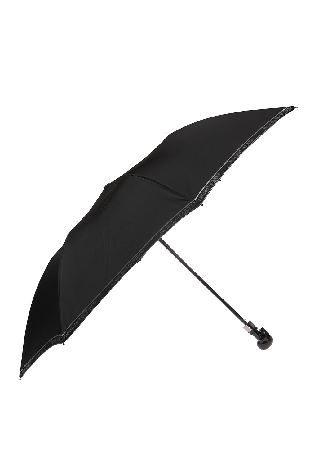 Alexander McQueen Decorative handle umbrella