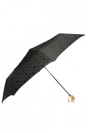 Umbrella with swarovski crystals od Alexander McQueen