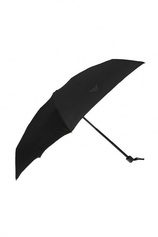 dauerhafte Modellierung Durchsuchen Sie die neuesten Kollektionen neues Erscheinungsbild Branded umbrella Emporio Armani - Vitkac shop online