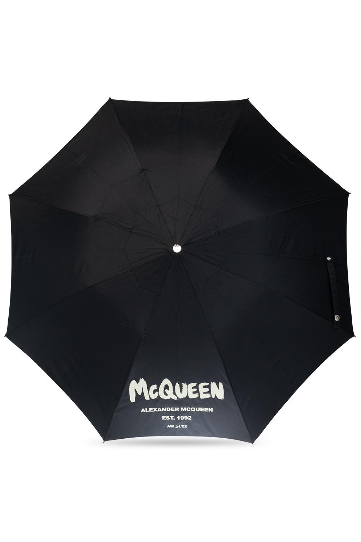 Alexander McQueen 可折叠雨伞