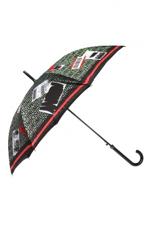 Patterned umbrella od Moschino
