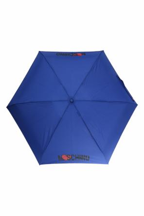 Folding umbrella with cover od Moschino