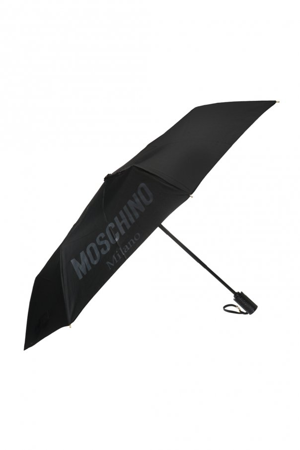 Moschino Logo-printed umbrella